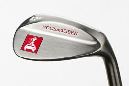 HOLZundEISEN Golfschläger Pitching WEDGE (Rechtshand) - Original Crossgolf Equipment (NEU) - 1
