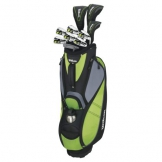 WILSON Damen Golf Komplettset Rechtshand Schläger PROFILE VF3,5,5,6-S,P,B, Mehrfarbig, RH (Rechte Hand), Ladies (L), 1.0, WGG157242 - 1