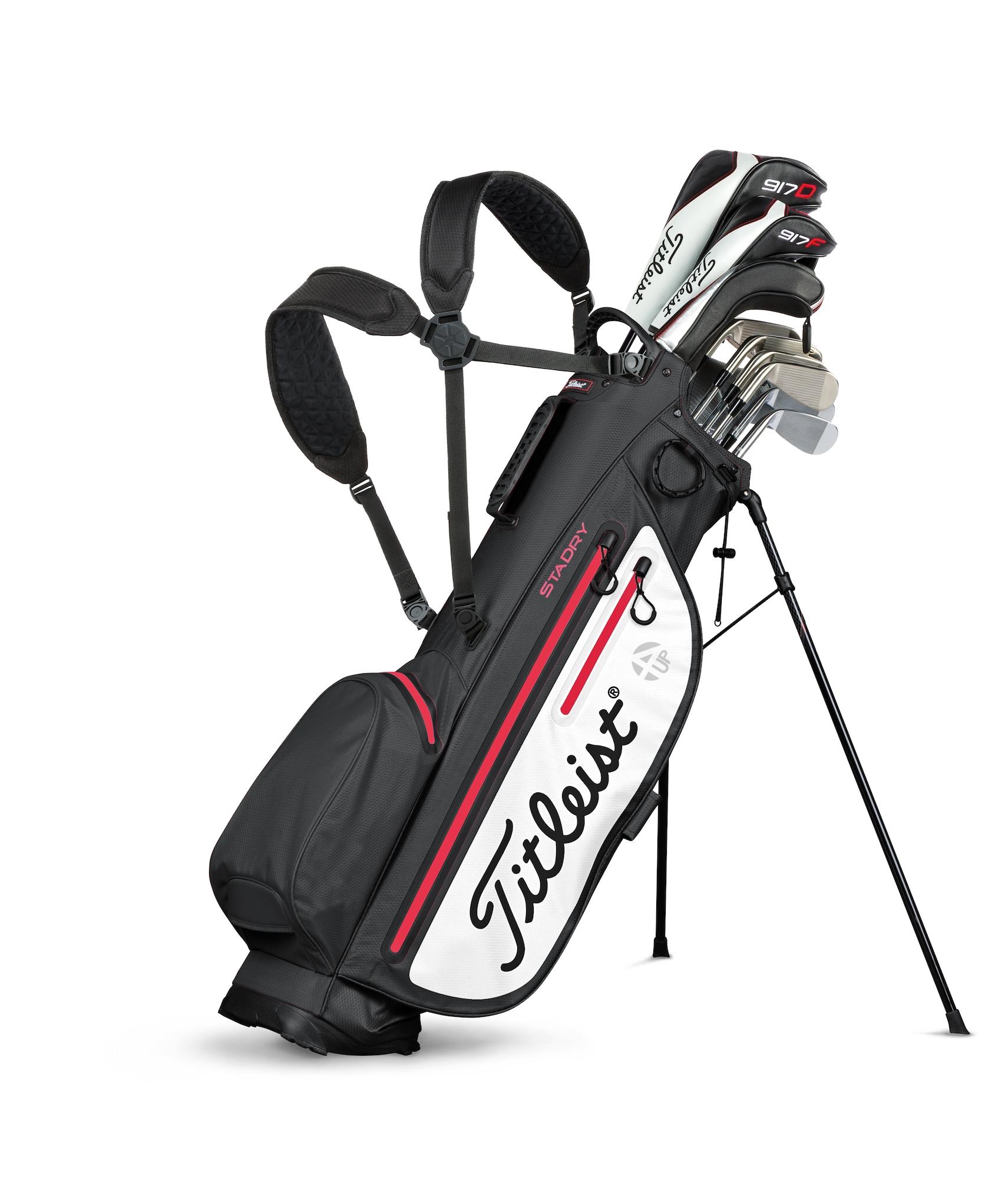 Golfbag-Serie von Titleist